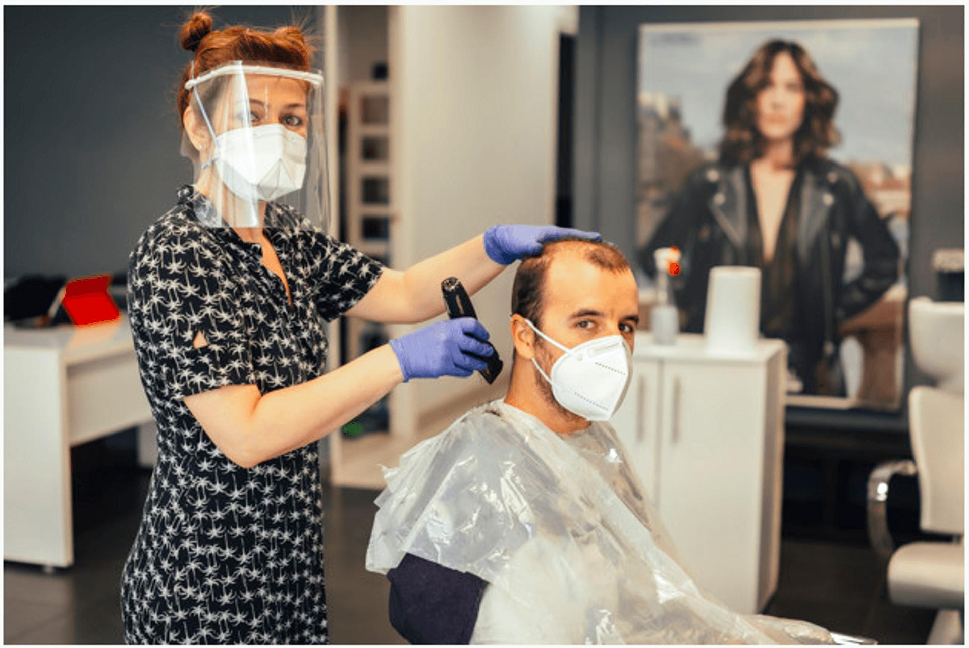 Protocolo de bioseguridad para peluquerías Clay