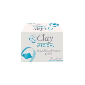 Gasa Estéril - Clay SA