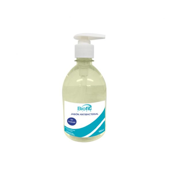 Jabón Antibacterial Biofit - Clay SA